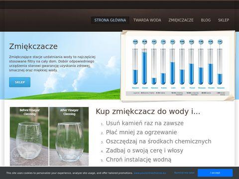 Zmiekczacze.weebly.com - domowe SPA