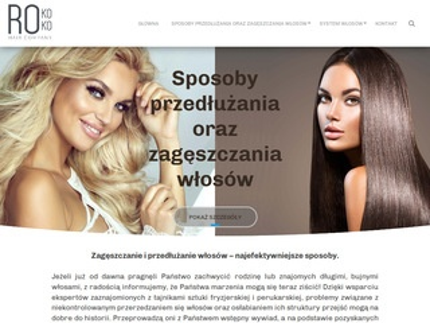 Zageszczaniewlosow.pl włosy tape in