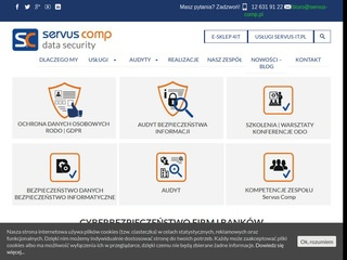 Servus Comp Data Security