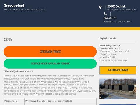 Zamow-szambo.pl