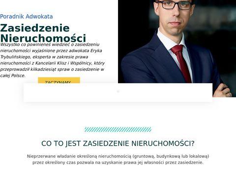 Zasiedzenie-nieruchomosci.pl w złej wierze