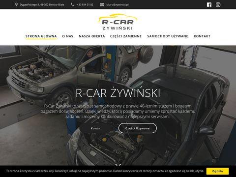 Zywinski.pl serwis samochodowy Bielsko