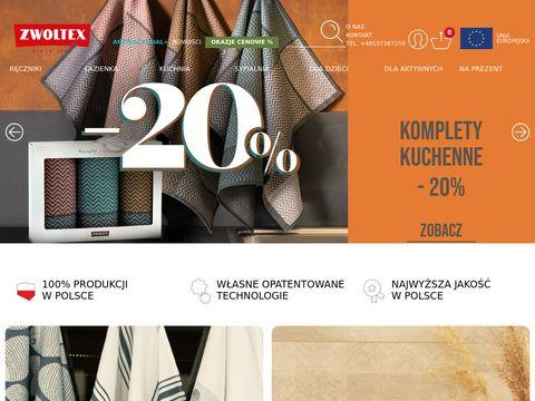 Zwoltex.pl ręczniki sklep internetowy