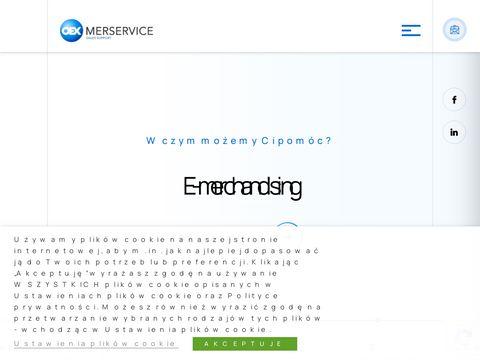 Merservice.pl wsparcie sprzedaży