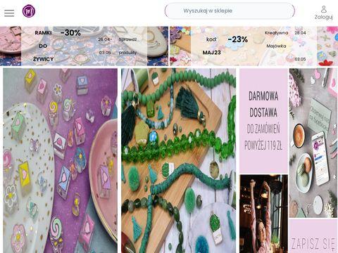 Manzuko.pl półfabrykaty do wyrobu biżuterii