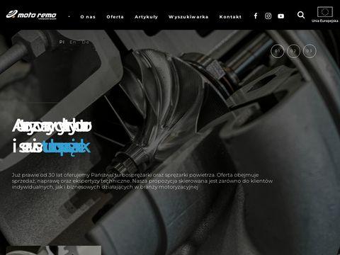 Motoremo.pl naprawa sprężarek