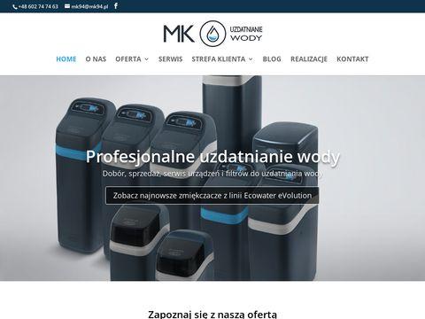 Mk94.pl serwis filtrów warmińsko-mazurskie