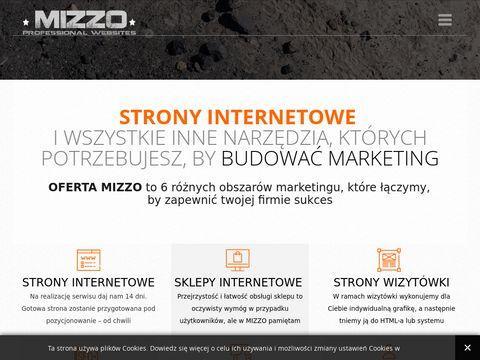 Mizzo.pl - strony internetowe Warszawa