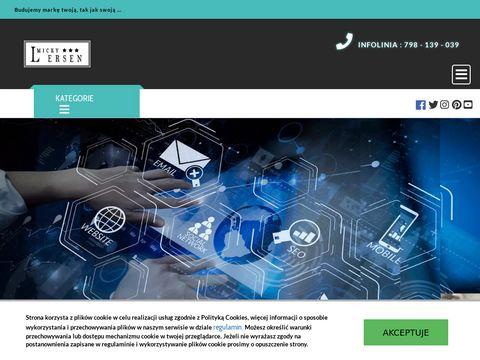 Lersen.pl nowoczesne rozwiązania reklamowe