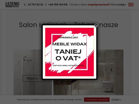 Lazienkimurlowscy.pl salon Gliwice