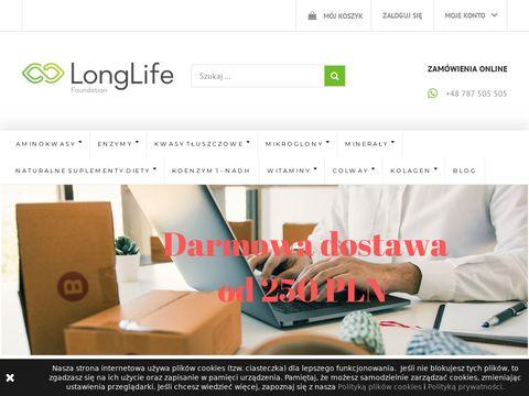Longlifefoundation.pl fundacja