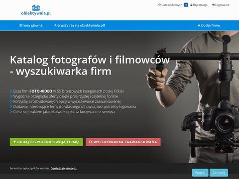 Obiektywnia.pl produkcja filmów