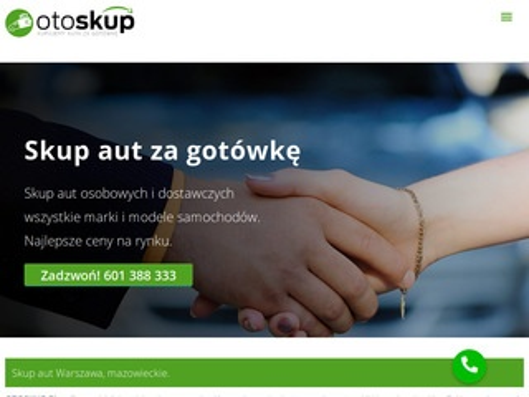 Otoskup.pl aut za gotówkę Warszawa