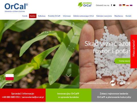 Orcal.pl nawóz organiczny
