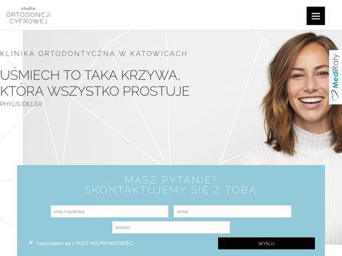 Ortodoncjacyfrowa.com.pl w Katowicach