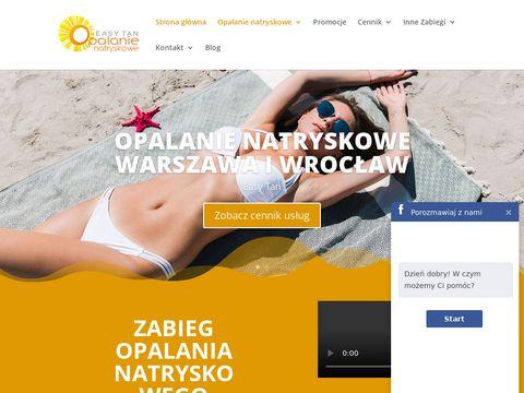 Opalanie-natryskowe.com solarium