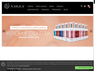 Naillashop.pl sklep kosmetyczny