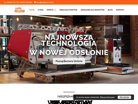 Najlepsza-kawa.pl wynajem ekspresów