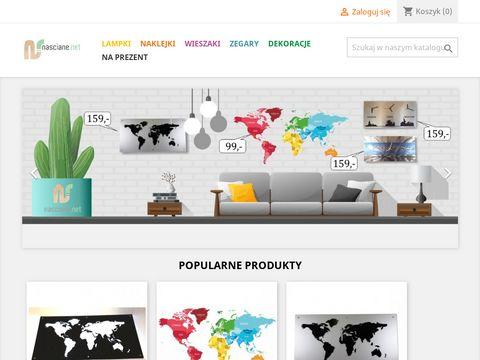 Zegary ścienne - nasciane.net