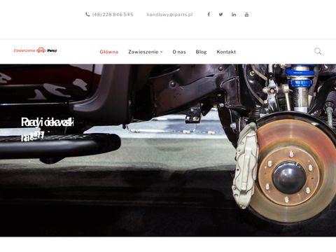 Nowezawieszenie.pl sklep online