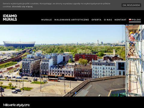 Ideamo.pl murale