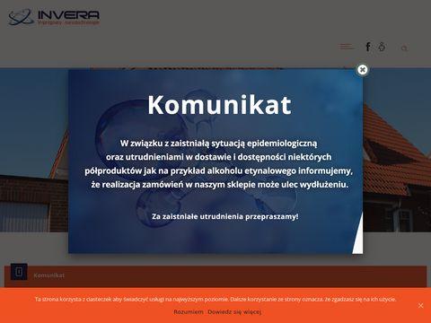 Invera.pl impregnaty nanotechnologia