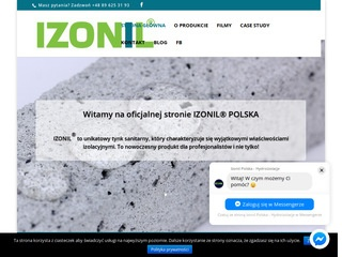 Izonil.com.pl polska hydroizolacja