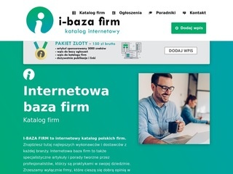 I-bazafirm.pl katalog przedsiębiorstw