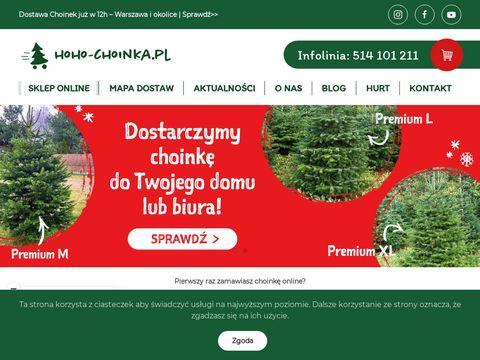 Hoho-choinka.pl Warszawa