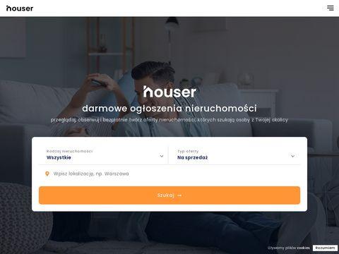 Houser.pl portal nieruchomości
