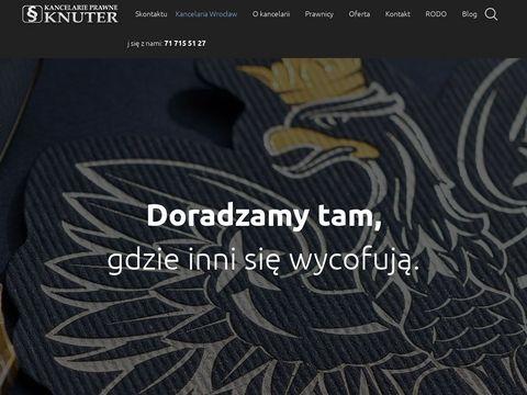 Kancelarie-knuter.pl Wrocław