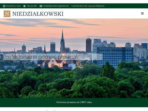 Kancelarianiedzialkowski.pl