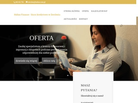 Kredyty-zwolen.com.pl