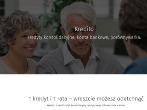 Kredito.com.pl doradztwo kredytowe