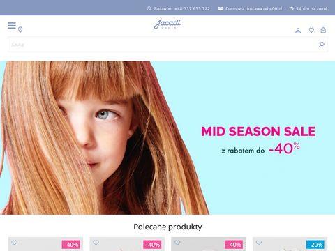 Jacadi.pl sklep z odzieżą dziecięcą Jacadi