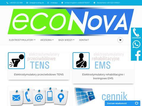 EcoNova elektrostymulatory