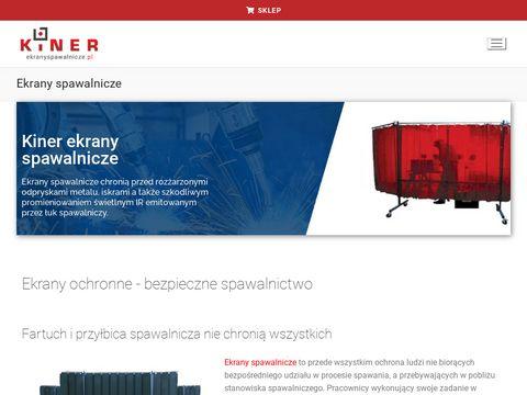 Ekranyspawalnicze.pl osłony