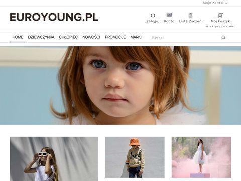 Euroyoung.pl ekskluzywne marki dla dzieci