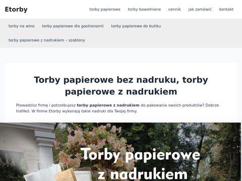 Etorby.eu bawełniane w Lublinie
