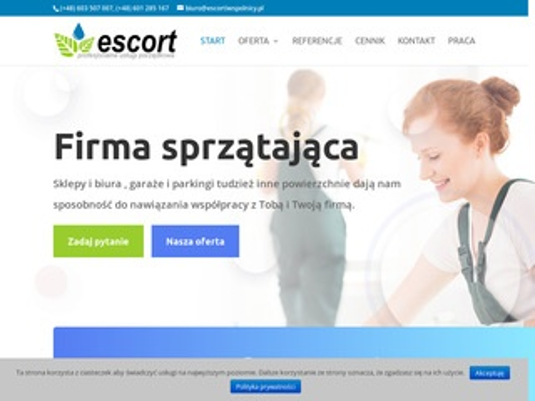 Escortiwspolnicy.pl firma sprzątająca