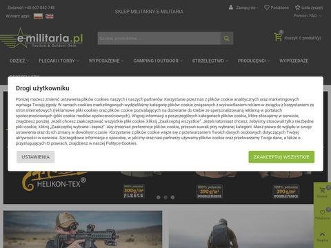 E-militaria.pl sklep