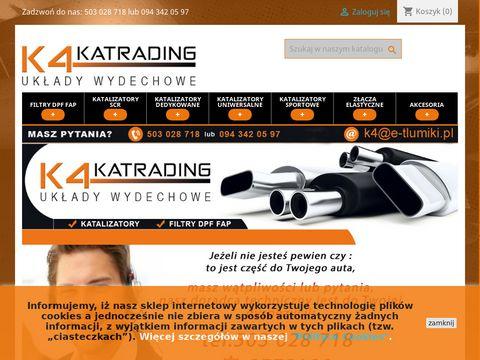 E-tlumiki.pl - katalizator spalin