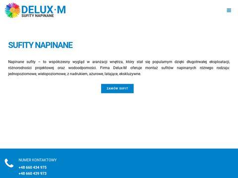 Deluxm.pl sufity napinane