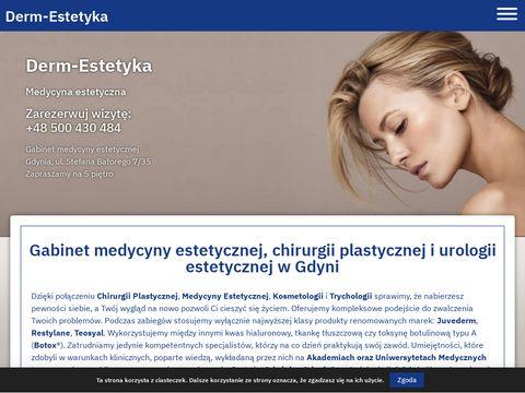 Derm-estetyka.pl medycyna estetyczna w Gdyni