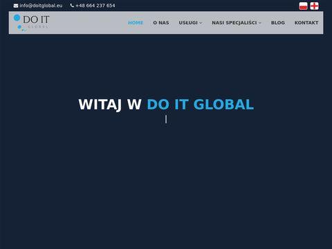 Doitglobal.eu outsourcing pracowników IT