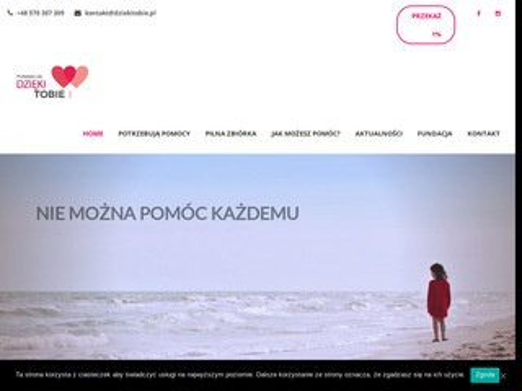 Dziekitobie.pl fundacja opinie
