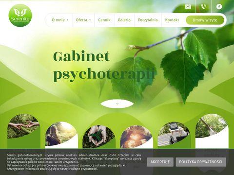 Gabinetserenity.pl psychoterapii