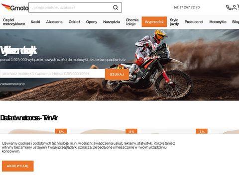 Gmoto.pl akcesoria motocyklowe