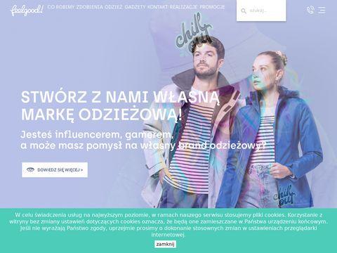 Feelgood.pl odzież promocyjna bluzy