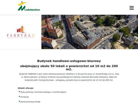 Fabryka2.modehpolmo.pl biura do wynajęcia